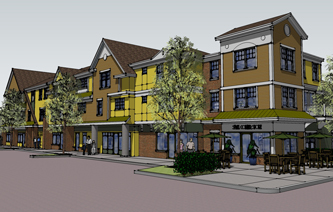 East Providence Mixed-Use In-Fill